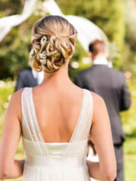 Hair Up For Special Occasions, Wedding Hair Stylist, Teignmouth
